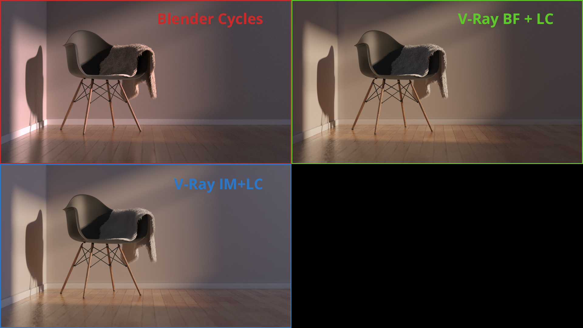 Blender Cycles vs V-Ray - Which one is better?